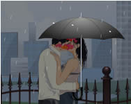 Kiss in the rain j�t�k